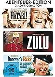 Hatari / Zulu / Hafenkneipe von Tahiti [3 DVDs]