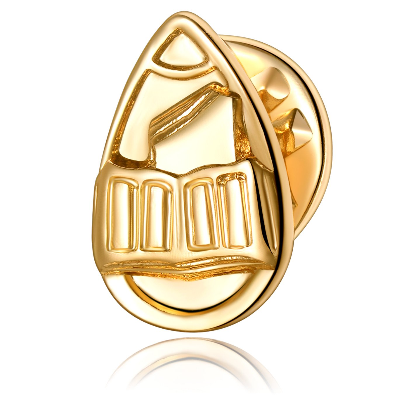 Bible Scripture Tie Tack / Faith in God - Perfect Christmas Eve Church Events All Year Long! Fervent FVT-Fervent.Yr17.002