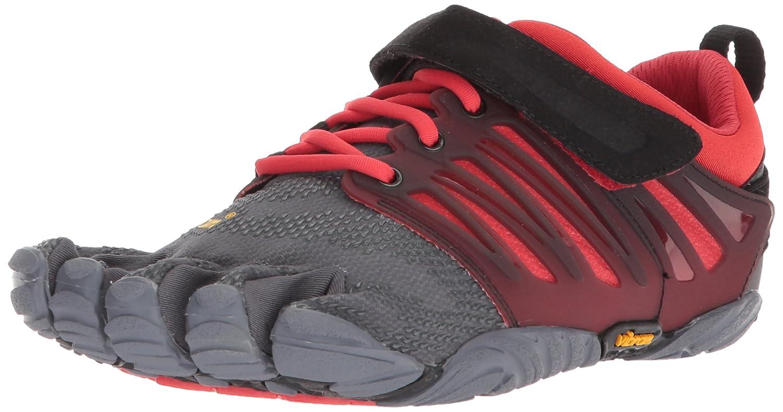 gris (gris noir rouge) 40 EU Vibram FiveFingers V-Train, Chaussures de Fitness Homme