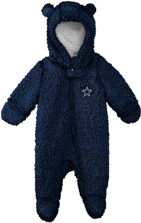 Dallas Cowboys NFL Womens Game Nap Teddy Newborn Bunting Pram