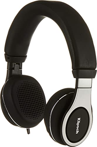 Klipsch Reference On-Ear Premium Headphone, Black