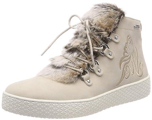 bugatti Damen 422525315959 Hohe Sneaker