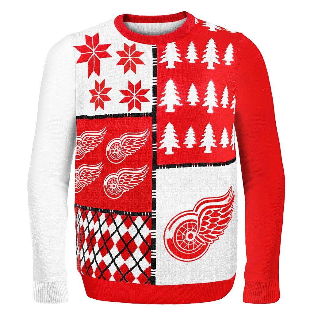 Forever Collectibles NHL Busy Block Ugly Sweater, T-Shirts ...