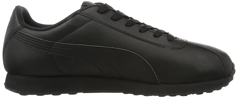 Puma (Black-black Unisex-Erwachsene Turin Low-Top, Schwarz (Black-black Puma 06) b775f7
