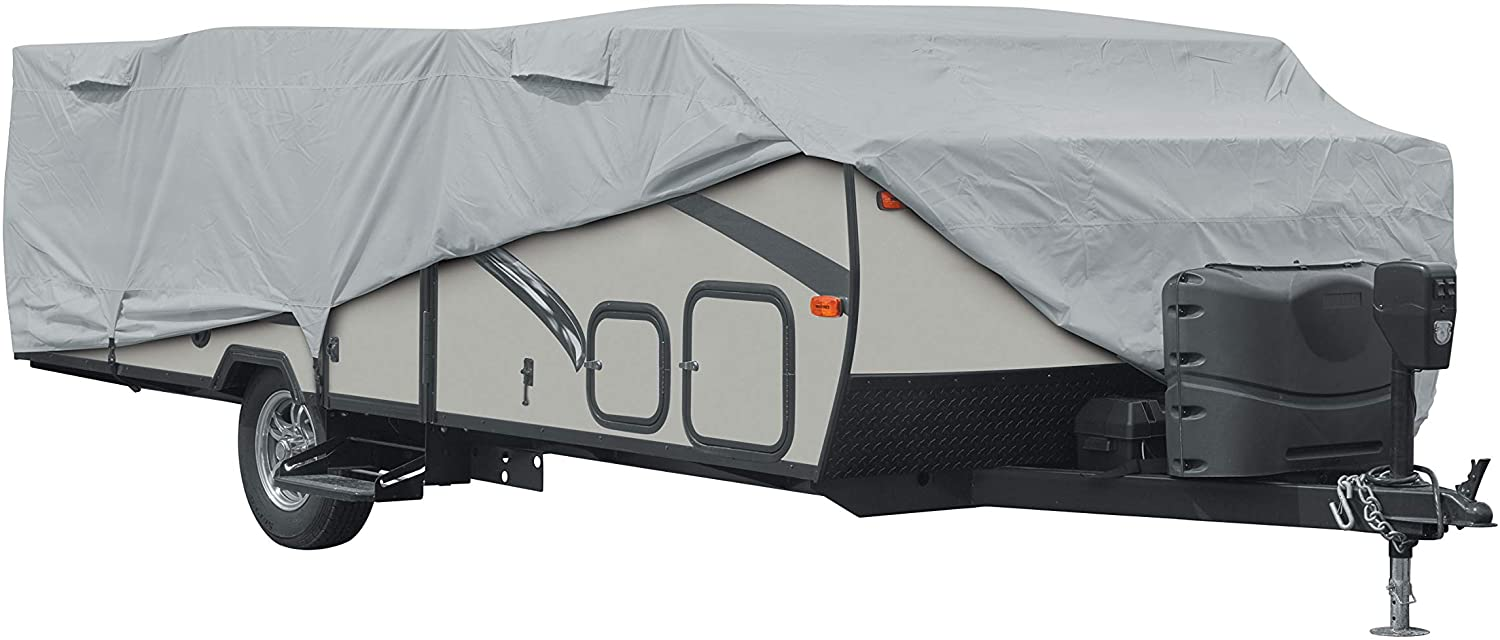 Folding Camping Trailer Cover