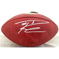 $249 » Russell Wilson Seattle Seahawks Signed Autograph NFL Authentic Duke Football Certified Authentic