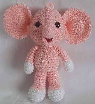 Amigurumi baby elephant | Lucy the Elephant pattern | lilleliis | 355x326