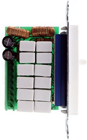 Leviton by Bose White Soundshaper Distributed Audio Volume Control 200W LBVSS