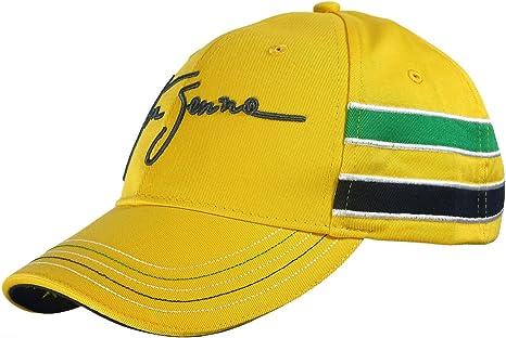 AS-15-012 F1 Formel 1 Ayrton Senna Cap Helmet