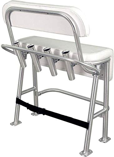Seating/Leaning Post with Backrest and Grab Rail [Taco] Picture