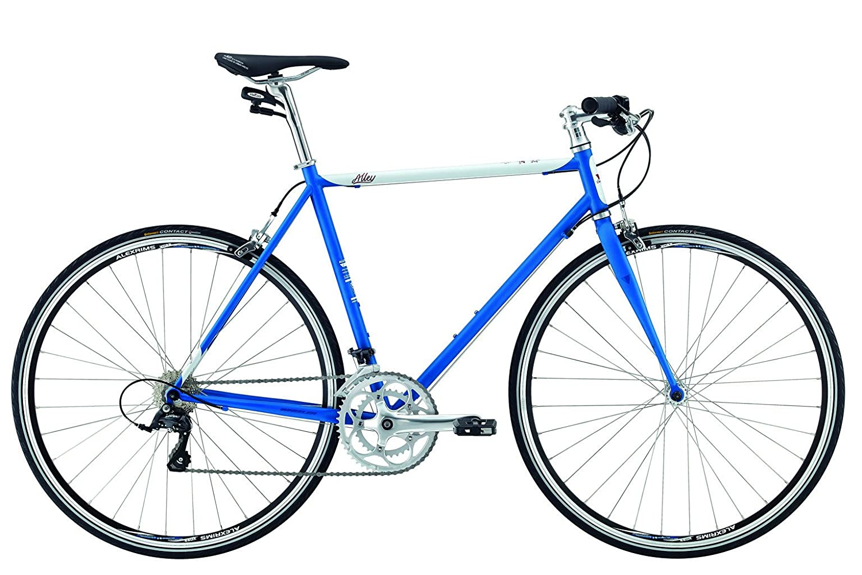 Bike Original Interlock Tija de Sillin de Bicicleta con Cable de Seguridad Antirrobo Incorporado 300mm de Largo Disponible en Color Plata (Negro, 27.2mm), ...