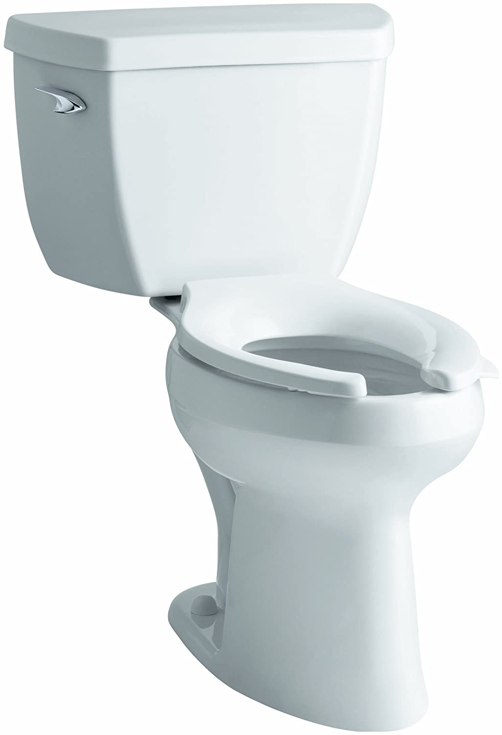 Kohler K-3519-0 Highline Classic Comfort Height Elongated 1.0 gpf ...