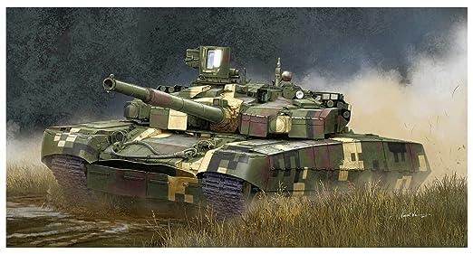 Trumpeter 759512 1/35 T84 BM oplot MBT, Ucrania Maqueta de ...