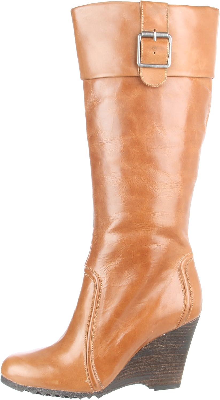 Scholls Womens Jasper Knee-High Boot Dr