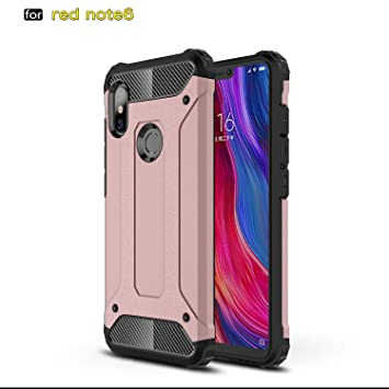Amazon Com Jinxius For Phone Cases Cover Redmi Note 6 Case Dual