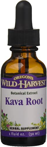 Oregon's Wild Harvest Oregon's Wild Harvest Kava 1 Ounce .