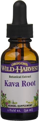 Oregon s Wild Harvest Oregon s Wild Harvest Kava 1 Ounce . , 1 Ounce