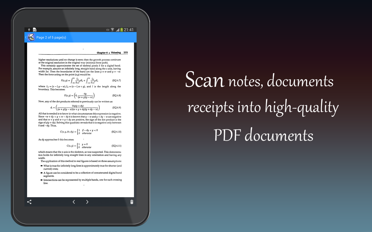 Amazoncom Fast Scanner Free PDF Scan Appstore For Android - Invoice scanning software free best online watch store