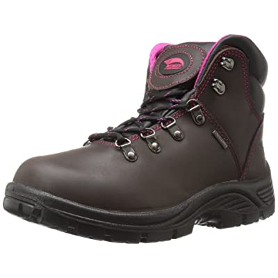 Avenger Safety Footwear Women's 7675 Soft Toe Waterproof SR EH Hiker Industrial and Construction Shoe: Shoes