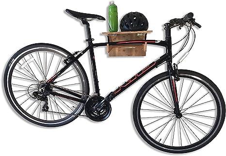 COR Surf Soporte de Pared para Bicicleta de bambú: Amazon.es ...