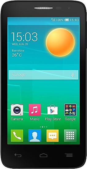 alcatel OT-5038D - Smartphone Libre Android (Pantalla 4.5