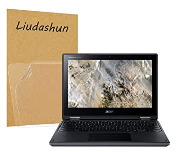 Liudashun Screen Protector Film Compatible with Dell XPS 15 7590 2019 Laptop High Clarity Anti Scratch Pack of 2