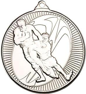 Rugby 'Multi Line' Médaille–Argent 2dans
