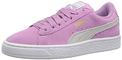 official photos dbb5e 566c0 PUMA Unisex-Kids Suede Classic Jr Sneaker