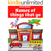 Names of things that go (English Edition)