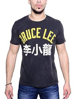 Bruce Lee Comic Panel Youth Long Sleeve T Shirt