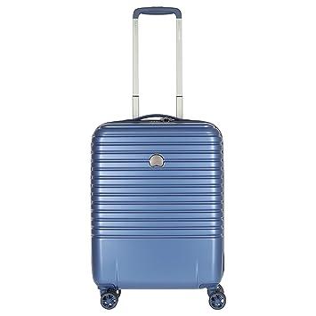 572a57d964 Delsey Paris Caumartin Plus Bagage Cabine, 37 Litres, Bleu: Amazon ...