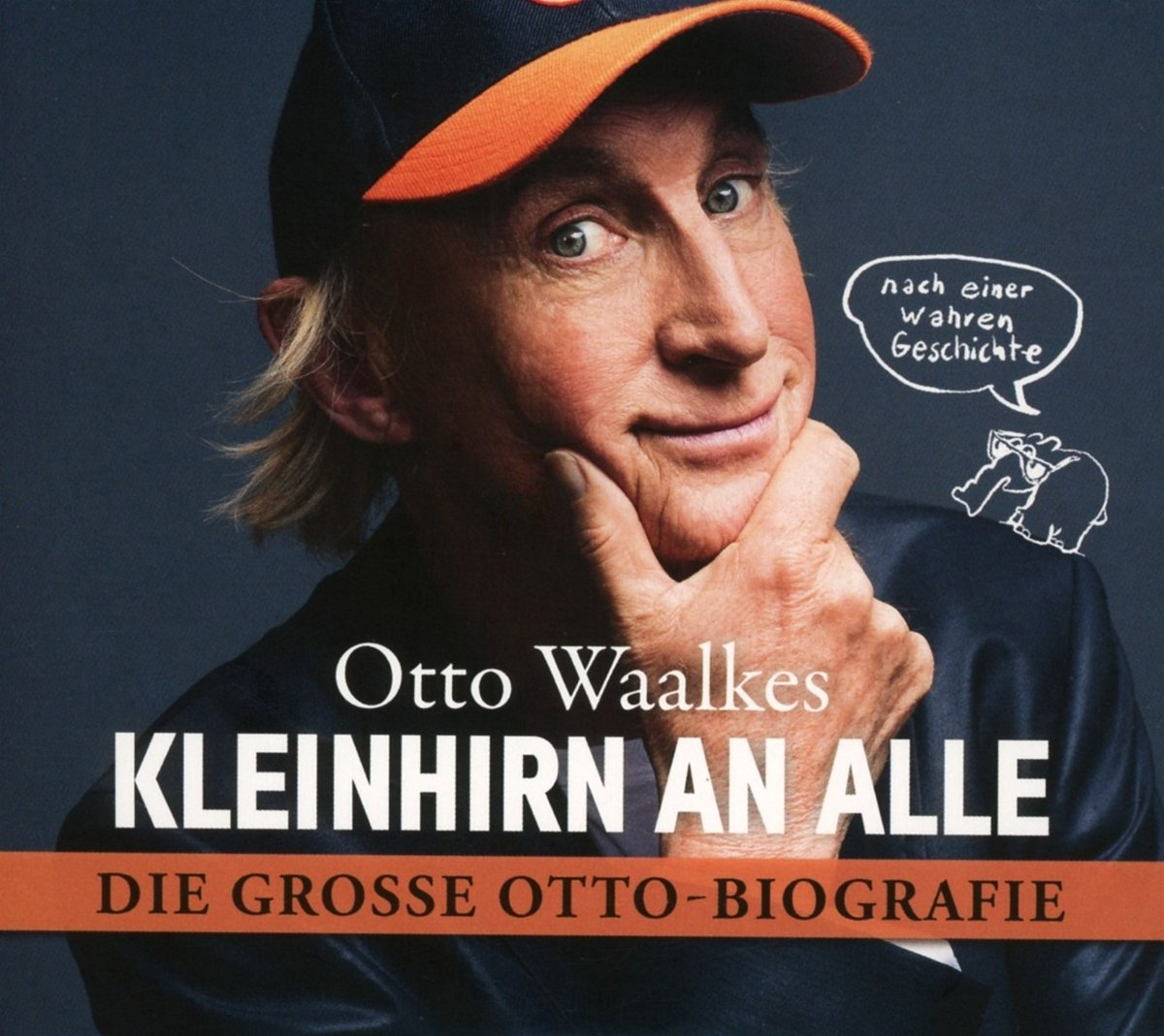 Kleinhirn An Alle Die Große Ottobiografie Nach Einer Wahren