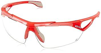 16b9cb5bba eassun Monster Gafas De Sol, Unisex, Rojo Claro, M-L: Amazon.es ...