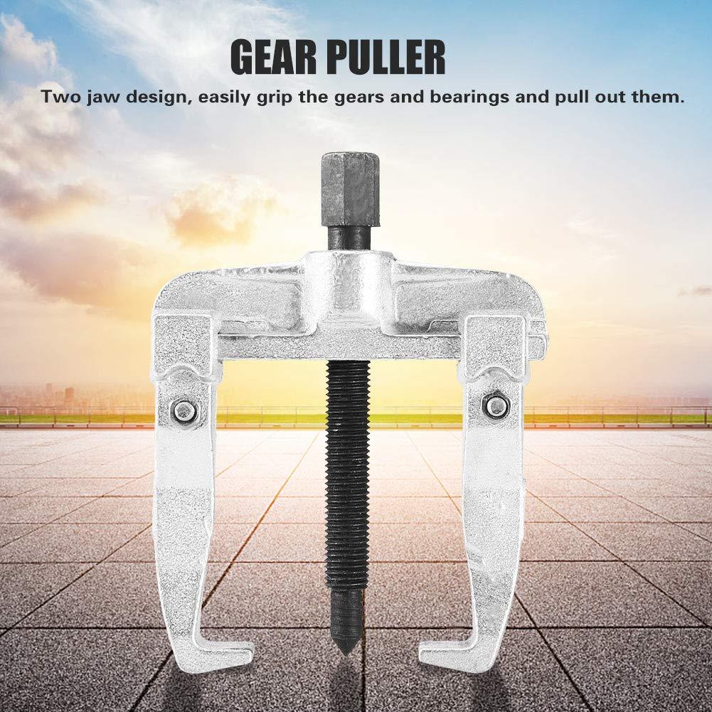 75# FTVOGUE 2 Jaw Puller Sliding Leg Arm Gear Hub Bearing Puller Remover Hand Tool