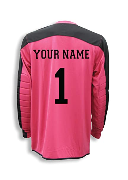 8e6a350e Code Four Athletics Diadora Enzo Goalkeeper Jersey Personalized with Your  Name and Number