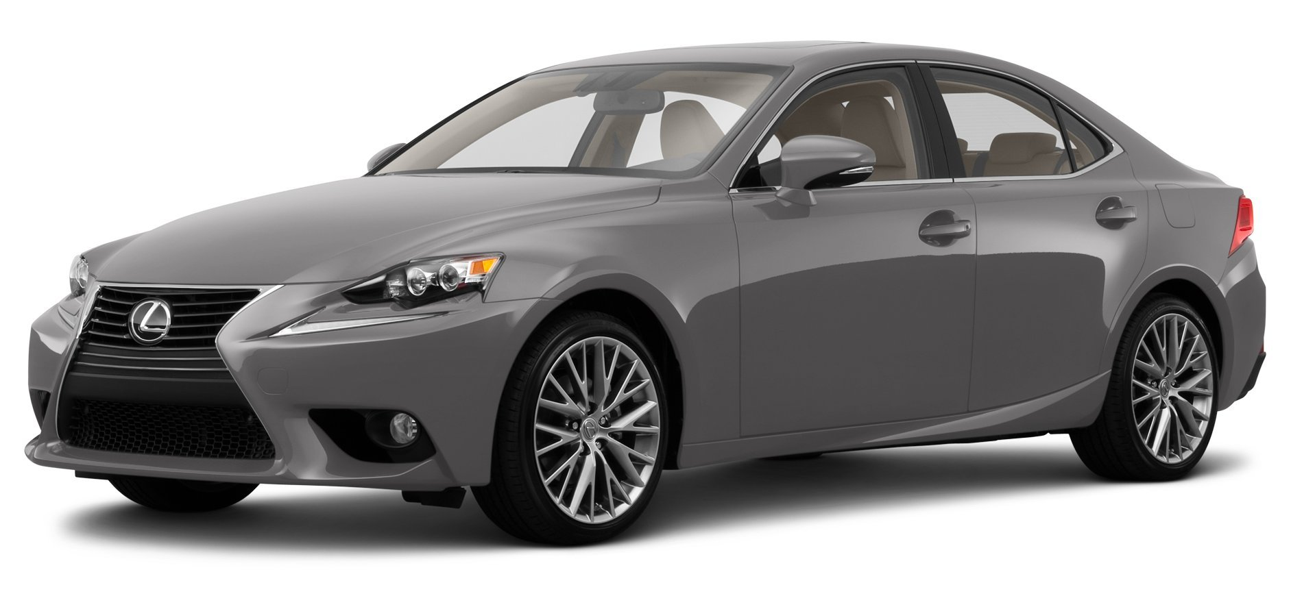 2014 Lexus IS250, 4 Door Sport Sedan Automatic Transmission All Wheel Drive  ...
