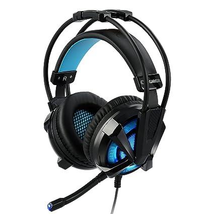 Amazon.com: Gaming Headset, iDeaUSA Virtual 7.1 Surround Sound
