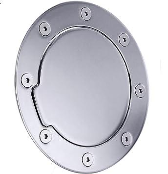 Bully BBS-1212CK Billet Aluminum Fuel Door with Lock