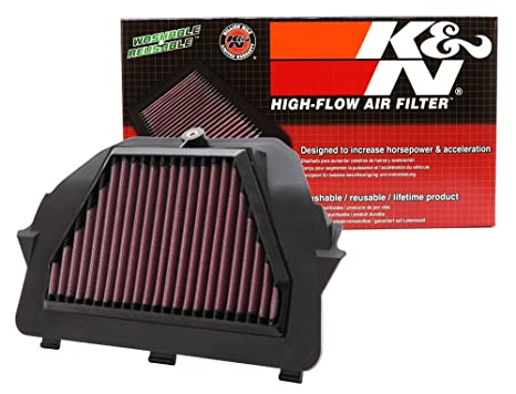 K&N YA-6008 Filtro de Aire para Yamaha YZF R6 08-09
