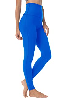 06940c232b95b Queenie Ke Women Yoga Legging Power Flex High Waist Running Pants Workout  Tights