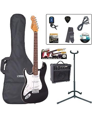 Guitarra de Trajes - Negro de la mano izquierda