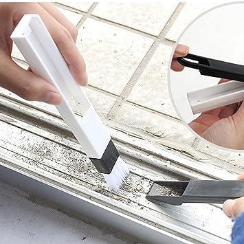 Morecome - Cepillo de limpieza ultrafino para ordenador portátil, portátil, portátil, ventana, cocina: Amazon.es: Hogar