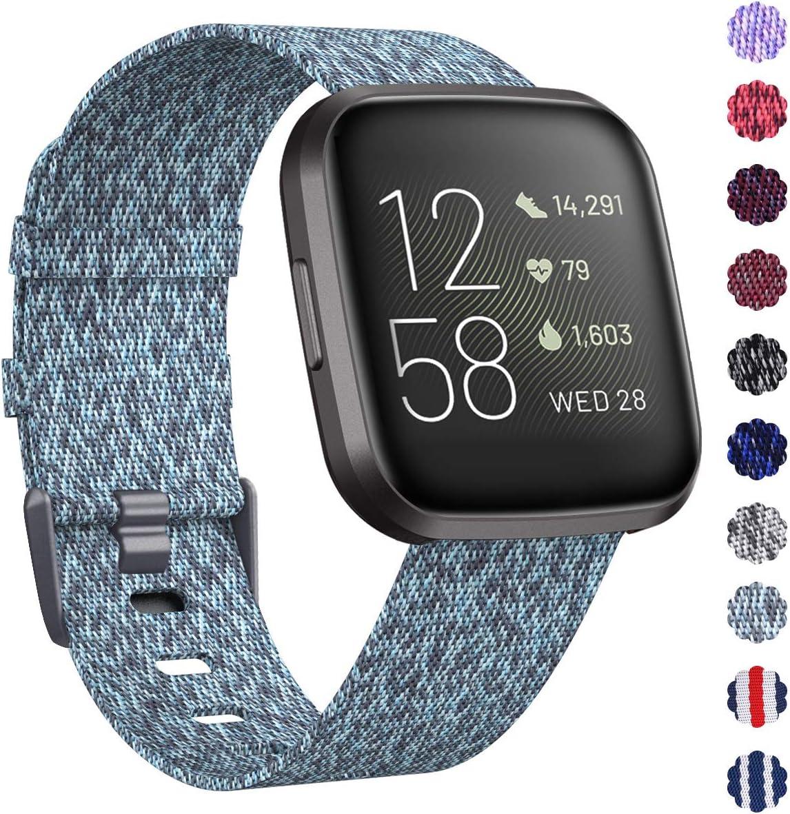 Malla Reloj Fitbit Versa/fitbit Versa 2 . Talle S