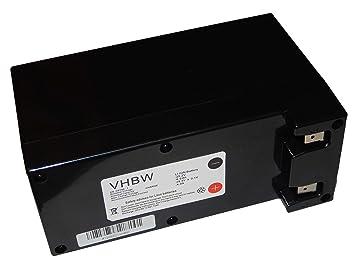 vhbw Batería Li-Ion 6900mAh (25.2V) para Robot cortacésped Stiga Autoclip 127