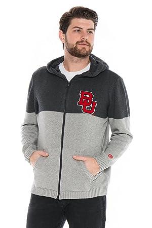 Alma Mater NCAA Universidad de Boston Terriers Color Block Chaqueta de Hombre, XXL, Gris Oscuro/Gris Claro: Amazon.es: Deportes y aire libre