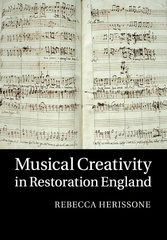 Musical Creativity in Restoration England ebook