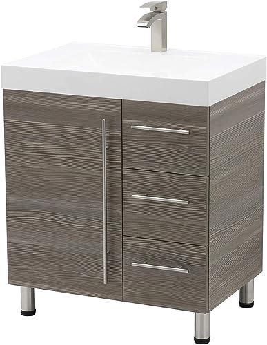 WindBay 30″ Freestanding Bathroom Vanity