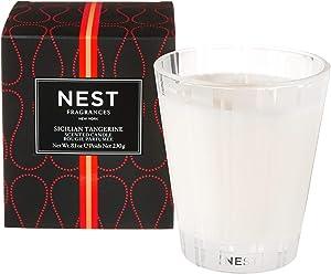 Nest Fragrances NEST01ST002 Classic Candle- Sicilian Tangerine , 8.1 oz