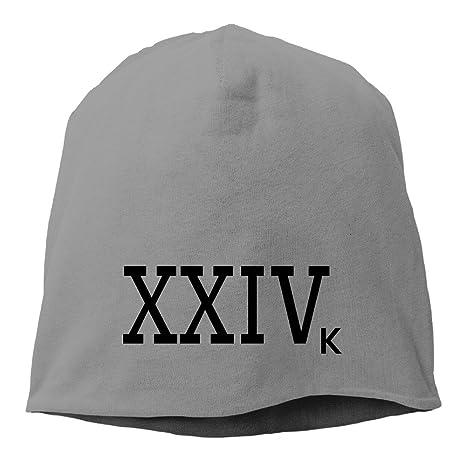 Fashion Outdoor Bruno Mars 24k Magic Beanie Skull Hat Cap DeepHeather   Amazon.ca  Clothing   Accessories 936f6f7f4a2
