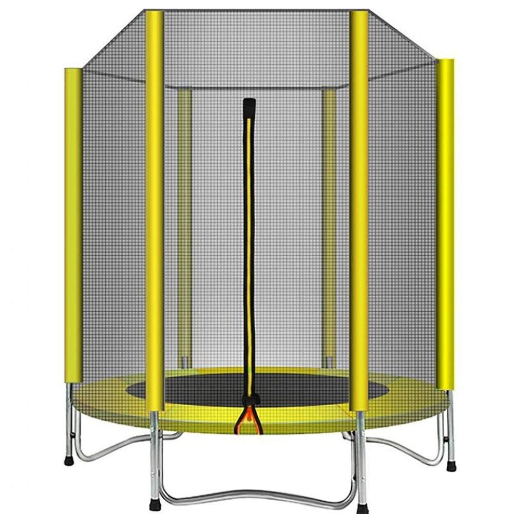 品質一番の 室内用トランポリン セーフティボックスネット、室内カーディオエクササイズ、バンジーバウンス装備 kg荷重、キッズフィットネストランポリン、200 kg荷重 黄 B07QVPRMSC 黄 黄 黄, BellBreeze:17ff3d2b --- arianechie.dominiotemporario.com